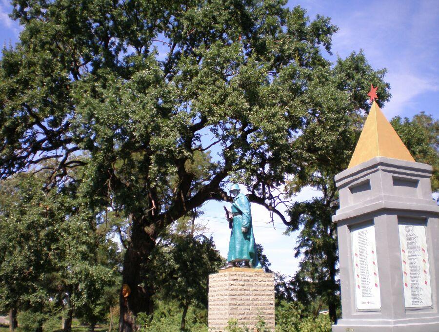 Окрестности Рубежного