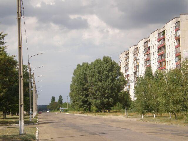 фото города рубежное 9 микрорайон