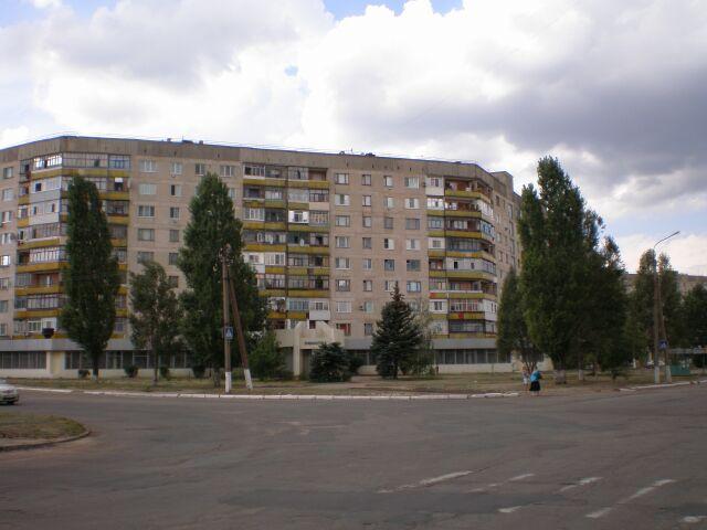 фото города рубежное - библиотека