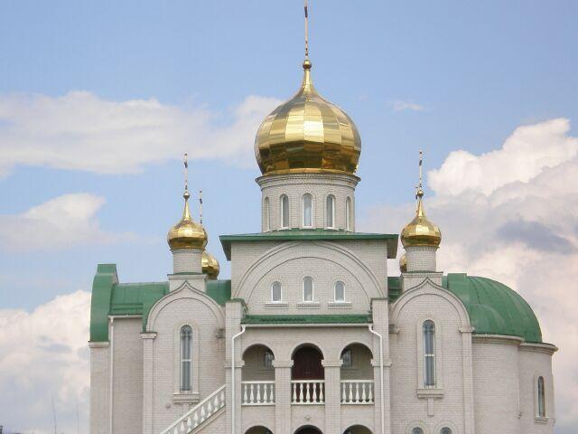 фото храма вблизи