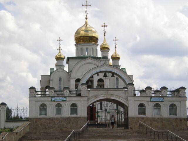 фото рубежное храм