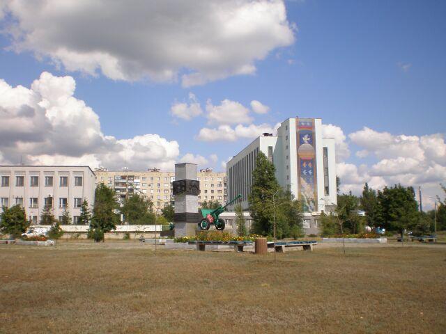 фото города Рубежное