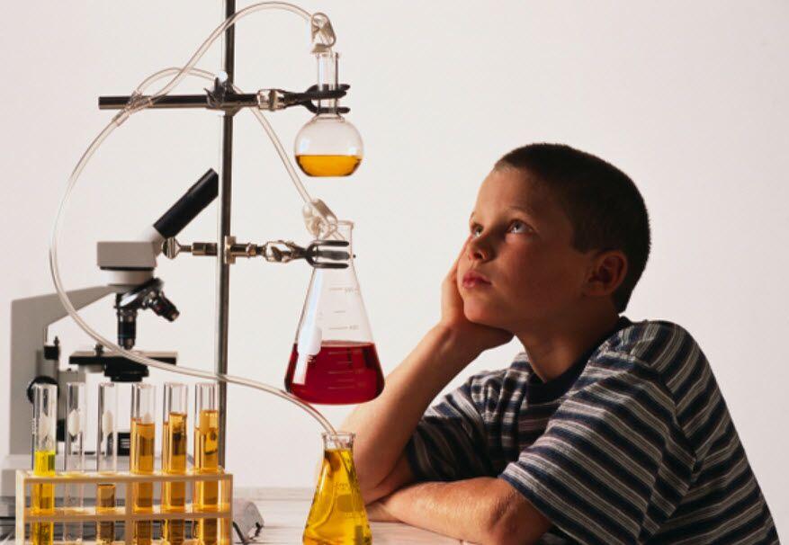 Профессиональный праздник - День химика