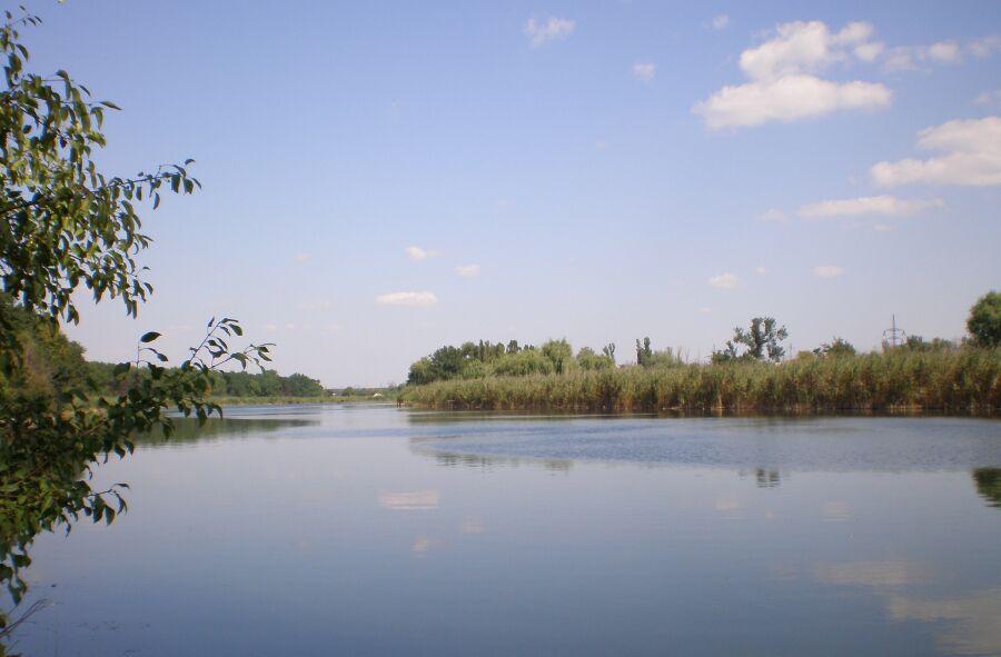 Клешня - озеро